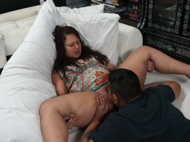 Cum Over Milf Hairy Pussy
