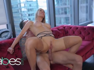Babes - Big Tit Pornstar Nicole Aniston Collects Are And Big Cock