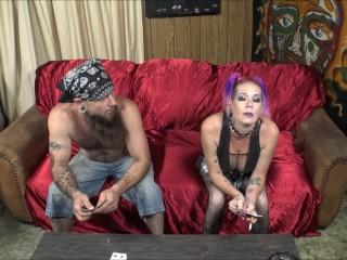 Chassidy Lynn - Smoking MILF POV Anal Creampie Friend Sex