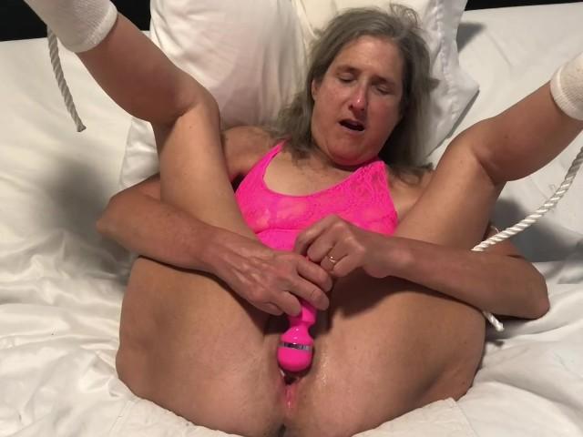 60 Year Old Milf Masturbation