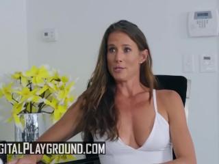 Digital Playground - Dirty housewife milf Sofie Marie cucks her husband wit
