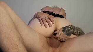 Rimming, Sucking, Assfuck and dildo in ass..