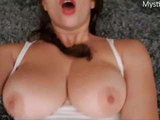 Sinful faculty slut is fucking along with her Stepdaddy – Mysti existence