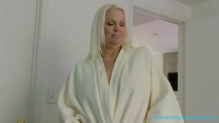 StepMom Tells You Its Ok To Masturbate Then Encourages You While You Stroke