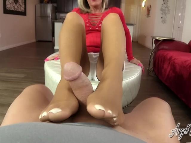 Tongue Piercing Blowjob Milf