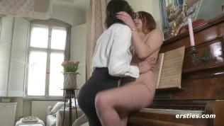 Piano Lesson Gets Wild