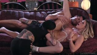 FULL SCENE ! Jessa Rhodes Hard & Hot Gonzo Fuck on ADULT TIME