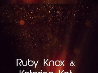 Fit Young Lesbians Ruby Knox & Katarina Kat Dildo & Tongue Fuck!