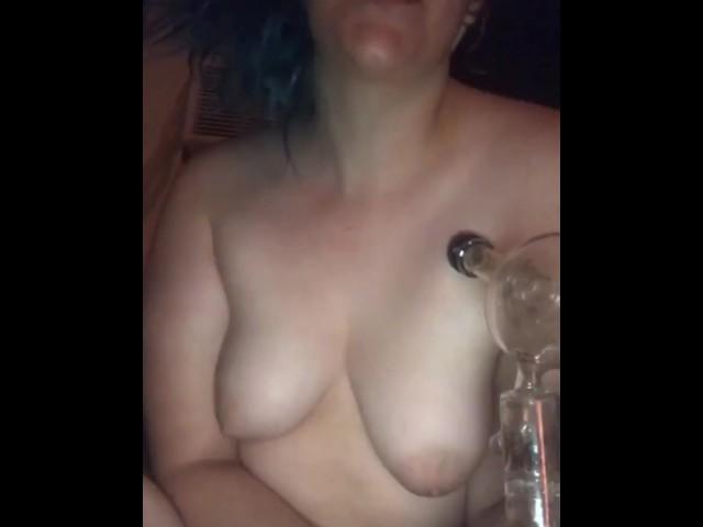 Horny Mexican Teen Masturbates