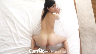 CUM4K Sunshine Fucked With Multiple Dripping Creampies