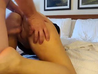 TINDER DATE LIKES ASS PLAY