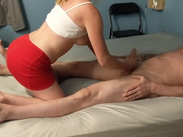 Prostate Massage Blow Job