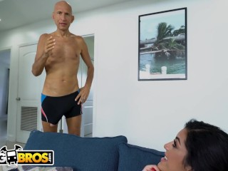 BANGBROS - Big Dick Russian Buries His Monster Cock In Mia Martinez's Pussy