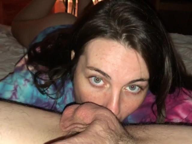 Amateur Teen Blowjob Cum Mouth