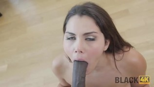 BLACK4K. Gorgeous Valentine Nappi finds a possibility to cheat again