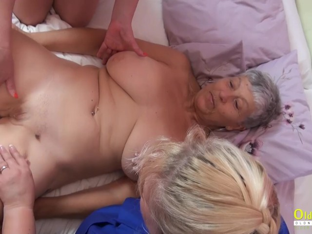 Oldnanny Three Matures on Sexclinic