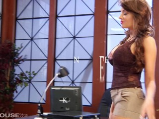 penthouse uncensored xxx moments of pure lust with voluptuous mckenzie lee