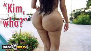 BANGBROS - Hot Latina With Big Tits And An Even Bigger Ass... God Damn!