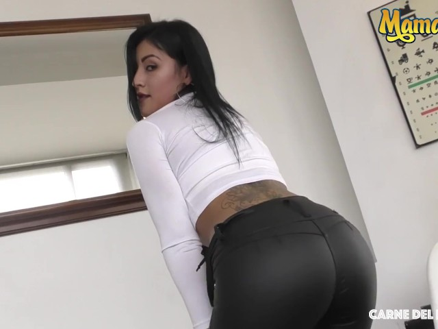Mamacitaz - Stunning Latina Picked Up and Fucked Hard by a Stranger