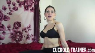 Cuckold Humiliation And POV Femdom Porn