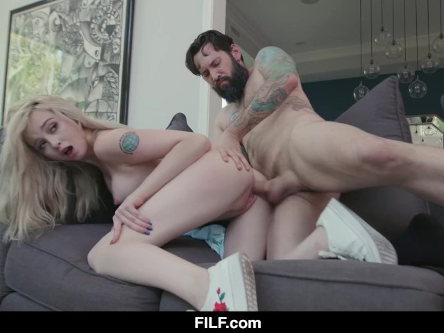 Filf - Petite Teen Has Obsession With Older Men and Fucks Her Psychiatrist