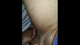 Stepmom sucks dick swallows deepthroats