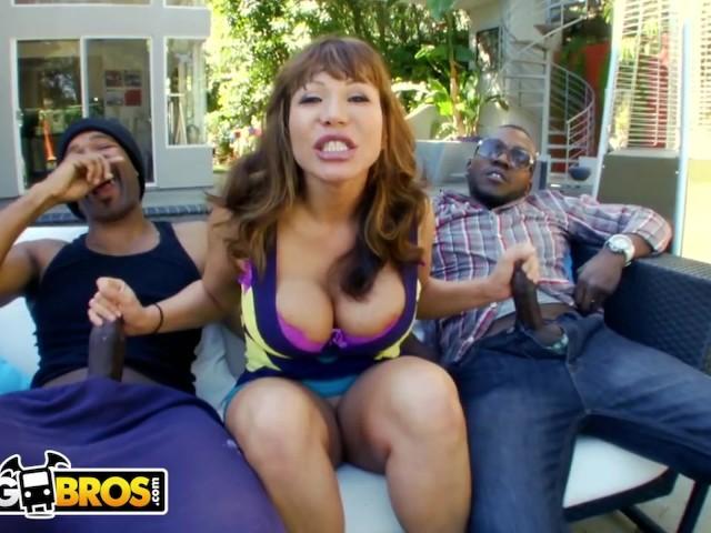 Big Tits Bbw Interracial