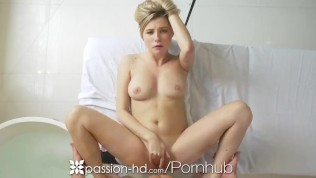 PASSION-HD Candlelight Mood Makes The Pussy Dripping Wet