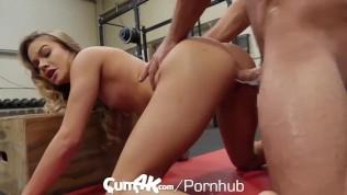 CUM4K Big Dick Athletic Fuck With Multiple Sloppy Creampies