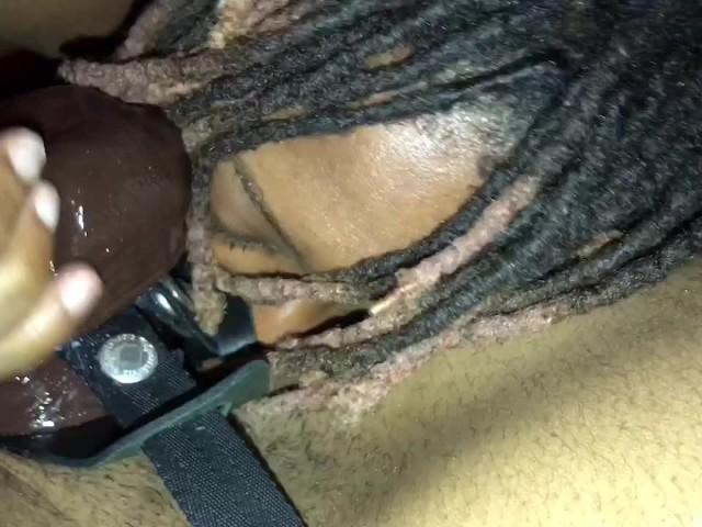 Black Teen Getting Head