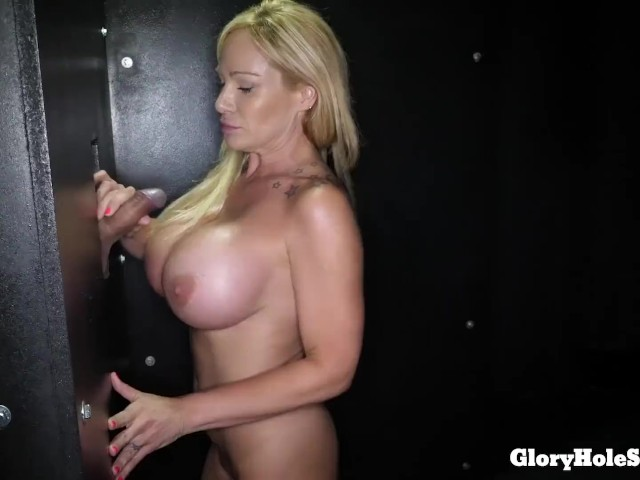 Big Tits Glory Hole Sex