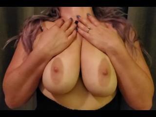 Serena SilverTit Worship Nipple Licking And Sucking