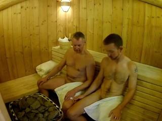 Hd/boy breeds in sauna