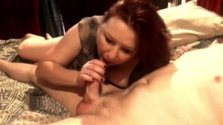 Mature Wife Plays With...