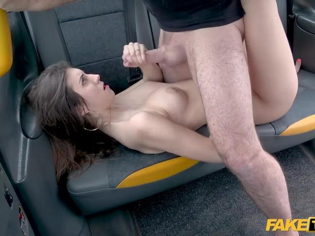 Fake Taxi Hot Sexy Teen Takes a Big Cock to the Balls