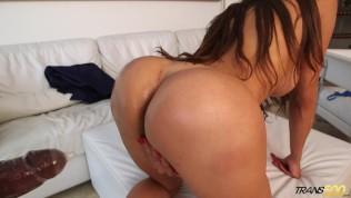 diana love getting her tgirl big booty pummeled