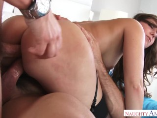 naughty america - remy lacroix hot fucking in the bedroom