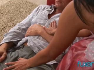 Maya Gates loves sensual anal sex