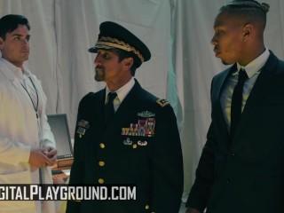 Digital playground - Big tit Alien Tia Cyrus takes big cock