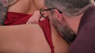 Lily Lane Fucks her Therapist