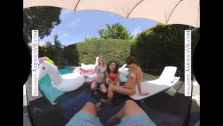 naughty america teens have fun with step dad