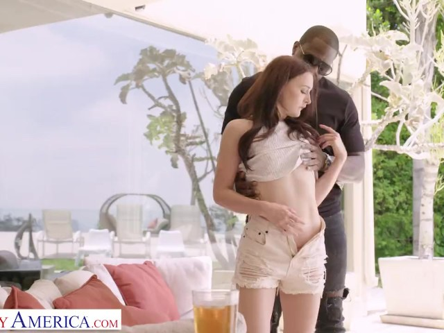 Naughty America - Lindsey (danni Rivers) Plays With Her Brother's Bully