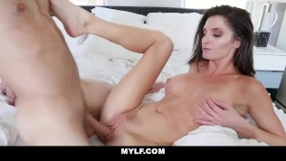 MYLF - Angry Milf Punishes Her Hot Employee