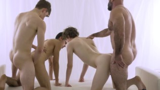 missionaryboyz - strong priest gives it to three young missionary boys