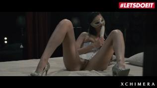 LETSDOEIT - Kinky Secretary Has Fantasy Sex Session With Her Rich Boss