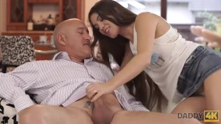 Daddy4k. beeindruckender alter und...