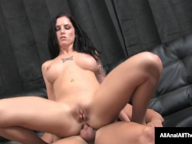 Hot Inked Babe Tricia Oaks Rimmed & Fucked in Wide Open Gaping Asshole!