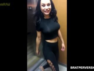 Russian nude model hot femdom initiation