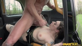 Fake Taxi Ava Austen gets her pussy fucked hard