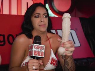 GIRLSGONEWILD – Sexy Latina Mia Martinez Removes Her Bikini And Masturbates